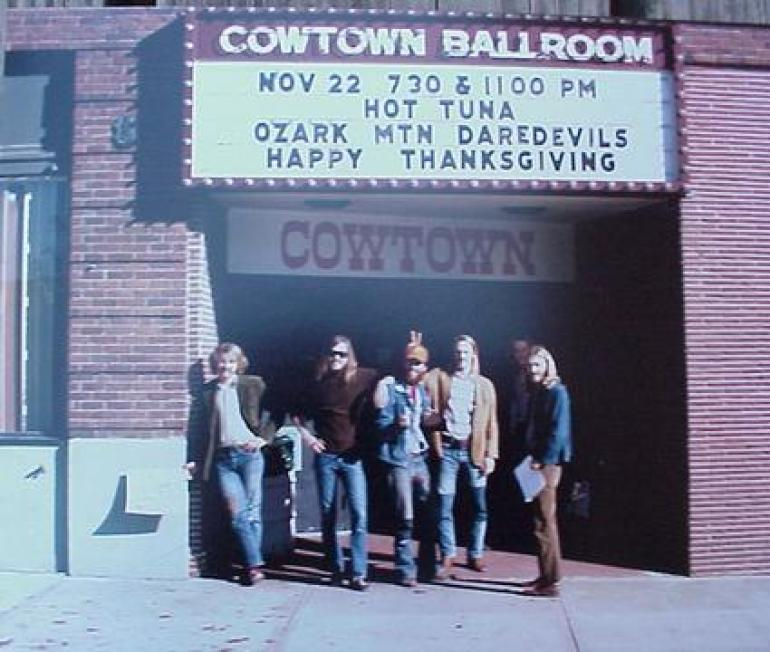 Image result for cowtown ballroom kansas city mo